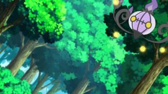 2ª Fase - Poké-Estilista: Colorful Party Chandelure_Confuse_Ray