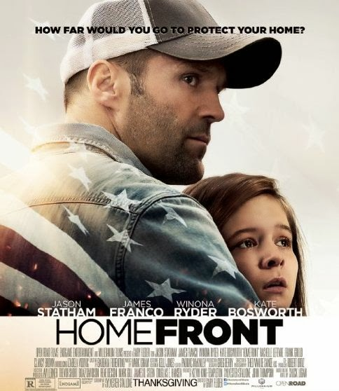 Free New Movies Action Homefront (2013) BluRay