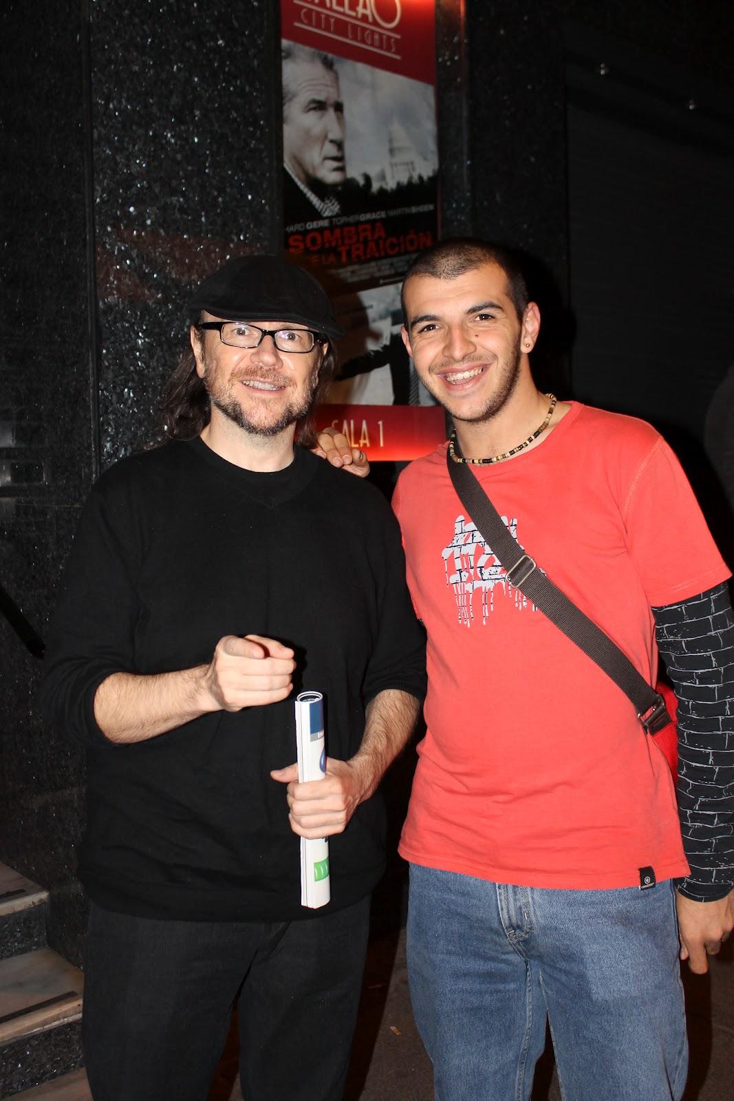 ¿Cuánto mide Santiago Segura? - Real height Santiago+Segura
