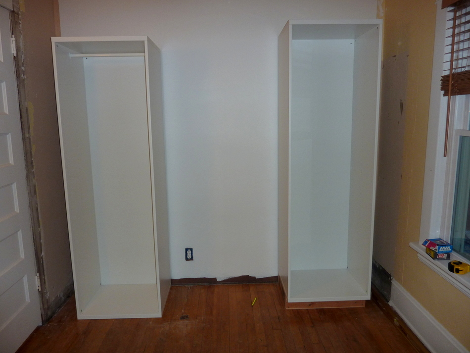 Kid S Built In Wardrobe Closet Ikea Hackers Ikea Hackers