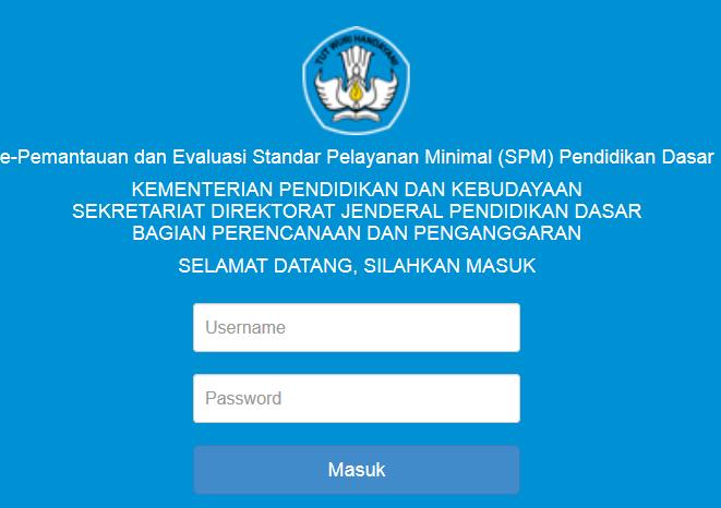 Program SPM Dikdas diluncurkan