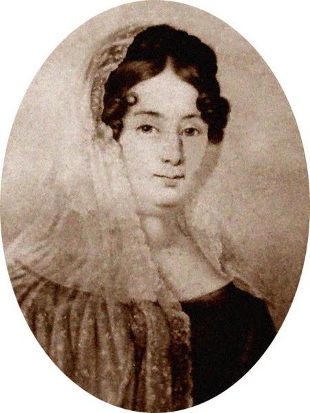 Javiera Carrera, 1813