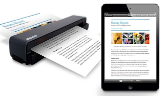 Doxie One - Portable Scanner for Tablets and Smartphones