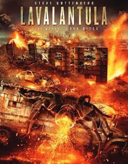 LAVALANTULA TV Review from Syfy telecast