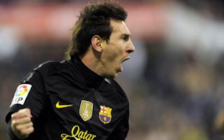 أهداف مباراة برشلونه وملقا 4-1 في الدوري الاسباني 2-5-2012