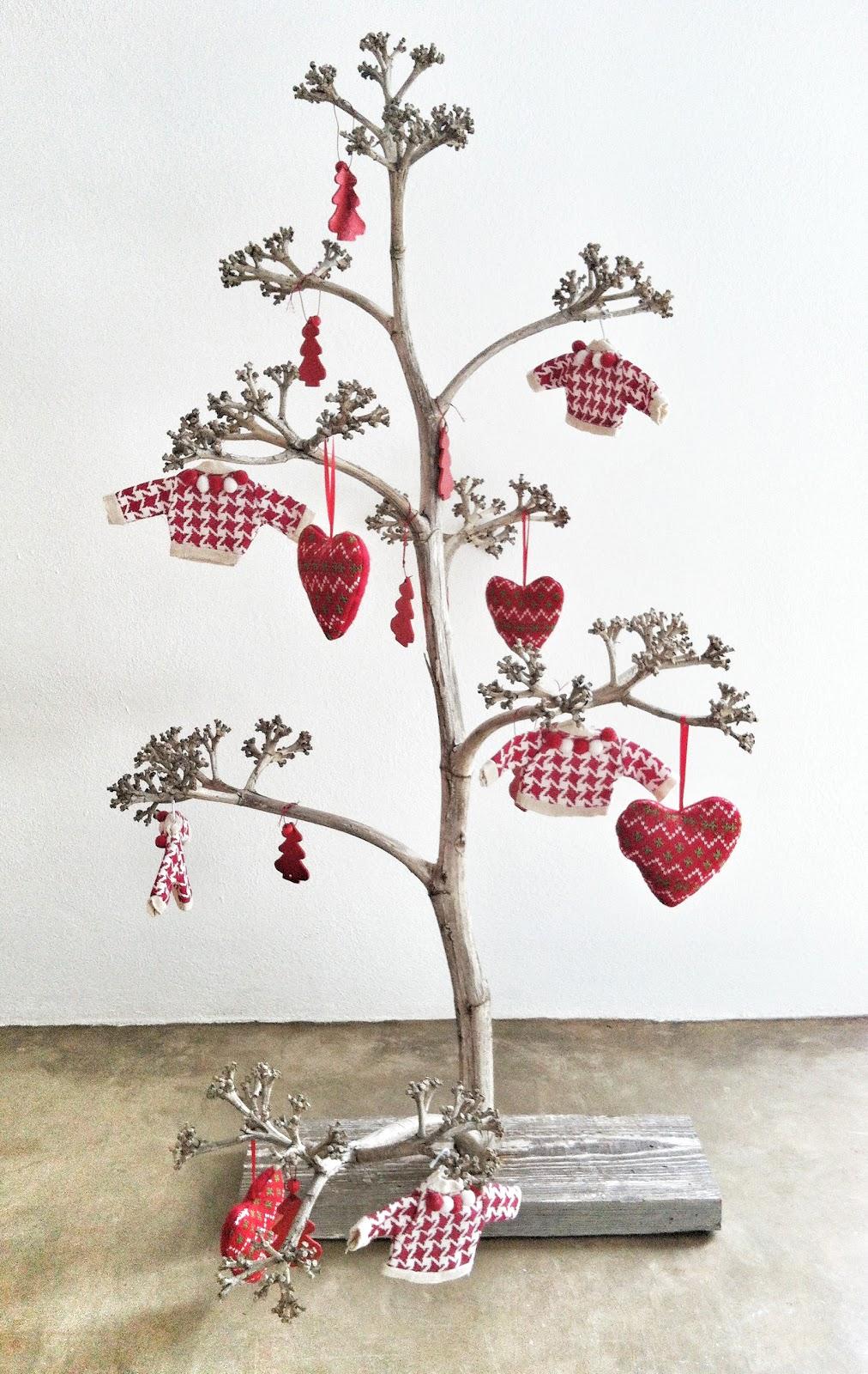 Ideas robadas y otras no adornos de navidad diferentes - Arbol tipico de navidad ...
