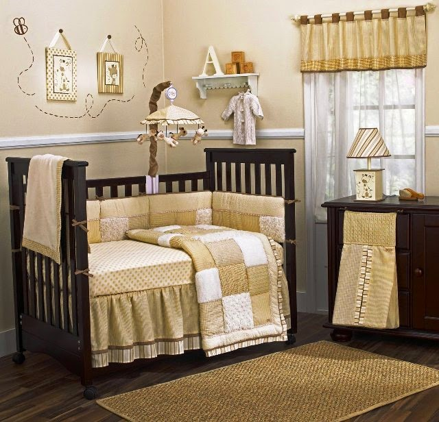 decorating ideas for baby room gender neutral