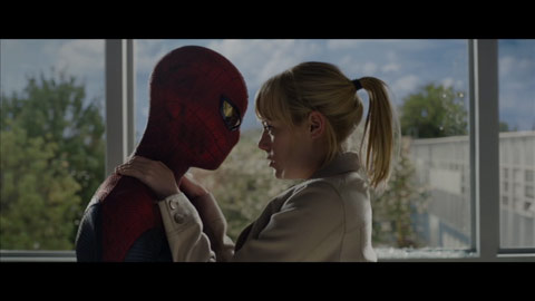 Spiderman et l'amour