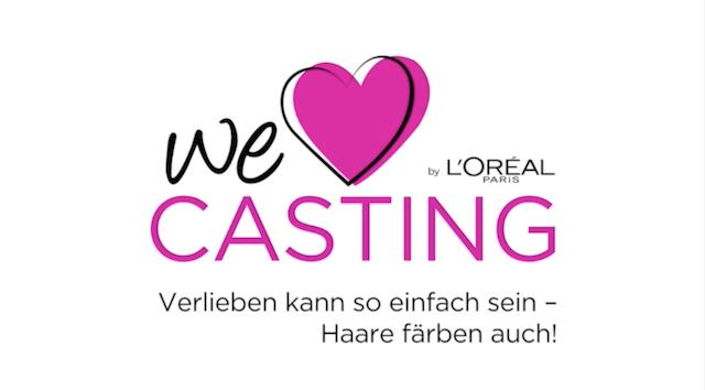 WE LOVE CASTING