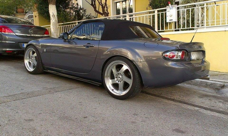 jdmbits mazda mx5 mk3 nc feed style sideskirts. Black Bedroom Furniture Sets. Home Design Ideas
