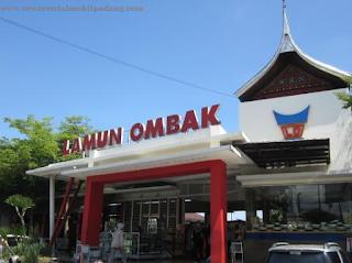 Rumah Makan Lamun Ombak, Wisata Kuliner Sumatera Barat