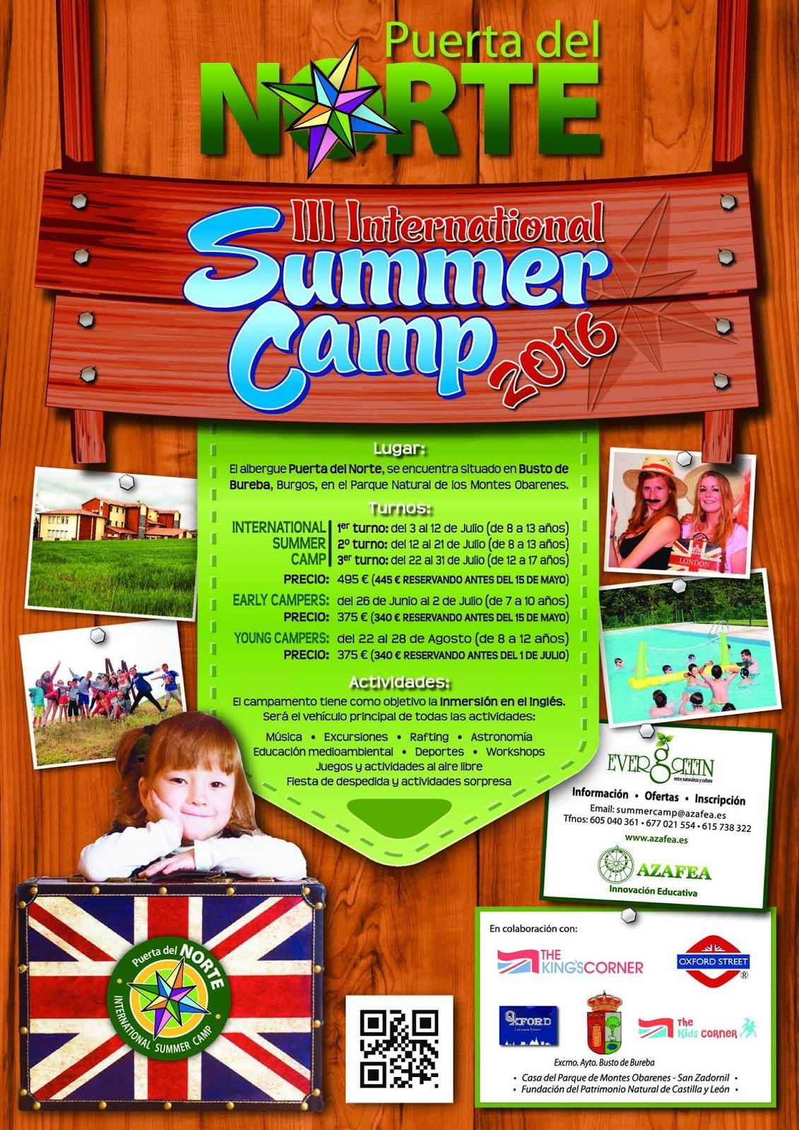 III Summer Camp
