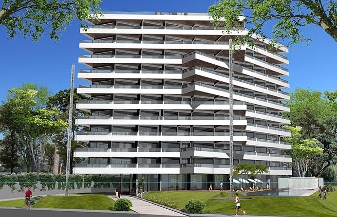 Inversiones en uruguay edificio punta roosevelt for Construccion de piscinas en uruguay