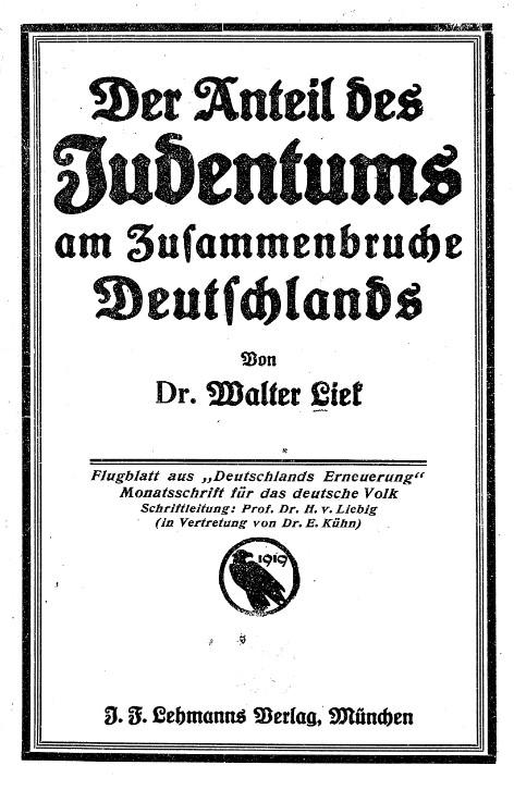 Subjekt JUDENTUM - Link