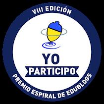 Premio Espiral Edublog