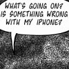 Rudy Park: Is there something wrong with my iPhone?