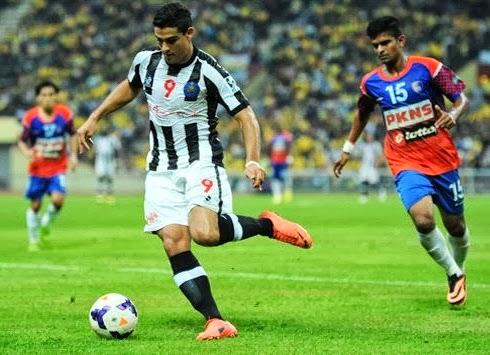 2013 saingan peringkat separuh akhir pertama piala malaysia 2013