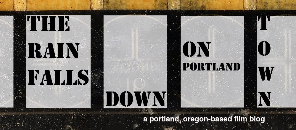 The Rain Falls Down on Portlandtown