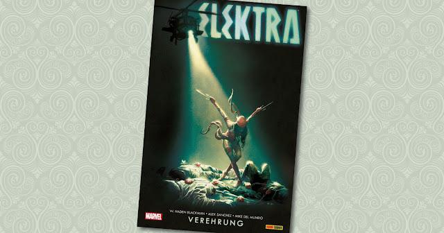 Elektra 2 Panini Cover