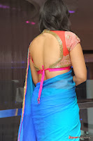 actress anjali hot saree photos at masala telugu movie audio launch+(40) Anjali Saree Photos at Masala Audio Launch