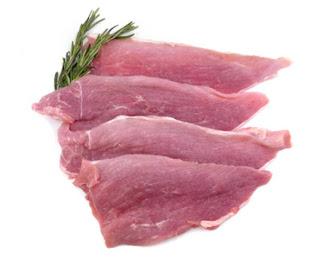 Cerdo con Frijoles