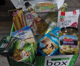 Lebensmittel, Überraschung, Wundertüte