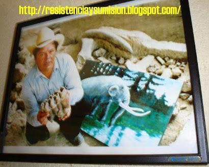 Sitio Paleontológico El Mamut.