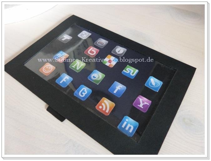 geldgeschenk für tablet pc