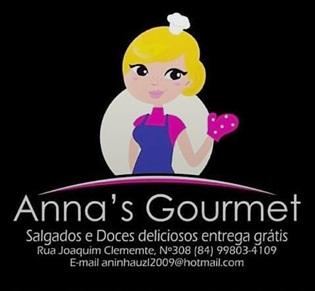 ANNA'S GOURMET - Salgados e Doces