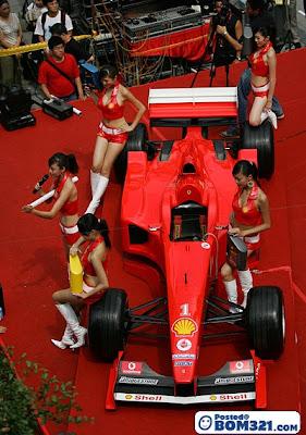 Perbezaan Ferrari Dan Kia