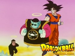 Dragon Ball Z capitulo 190