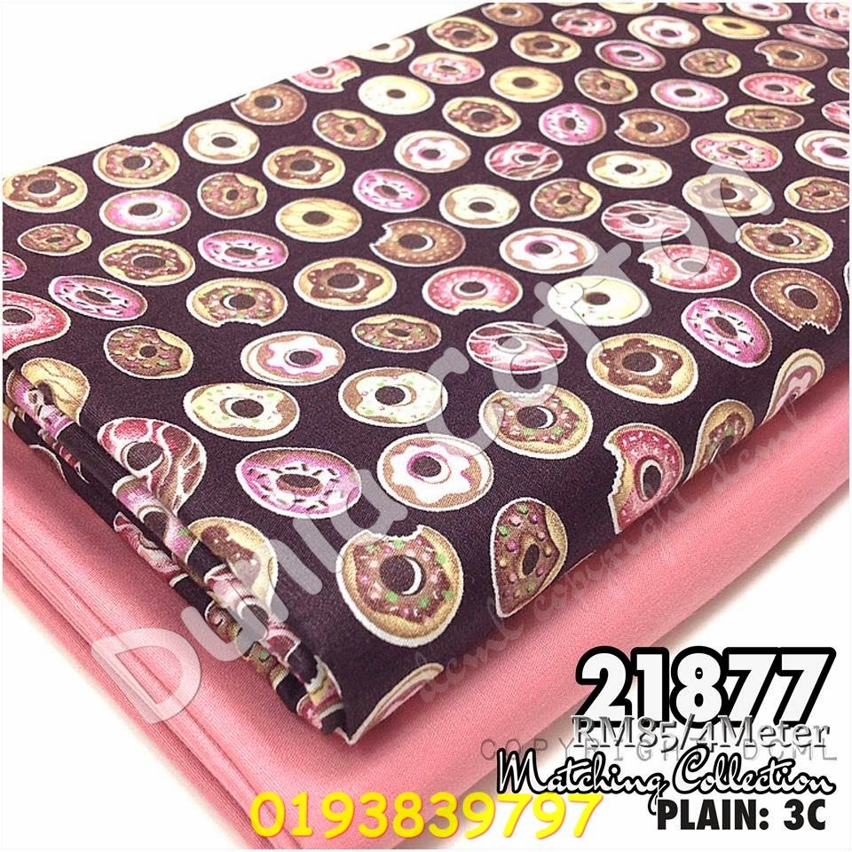 Kain English Cotton Gred AAA Matching Album 218