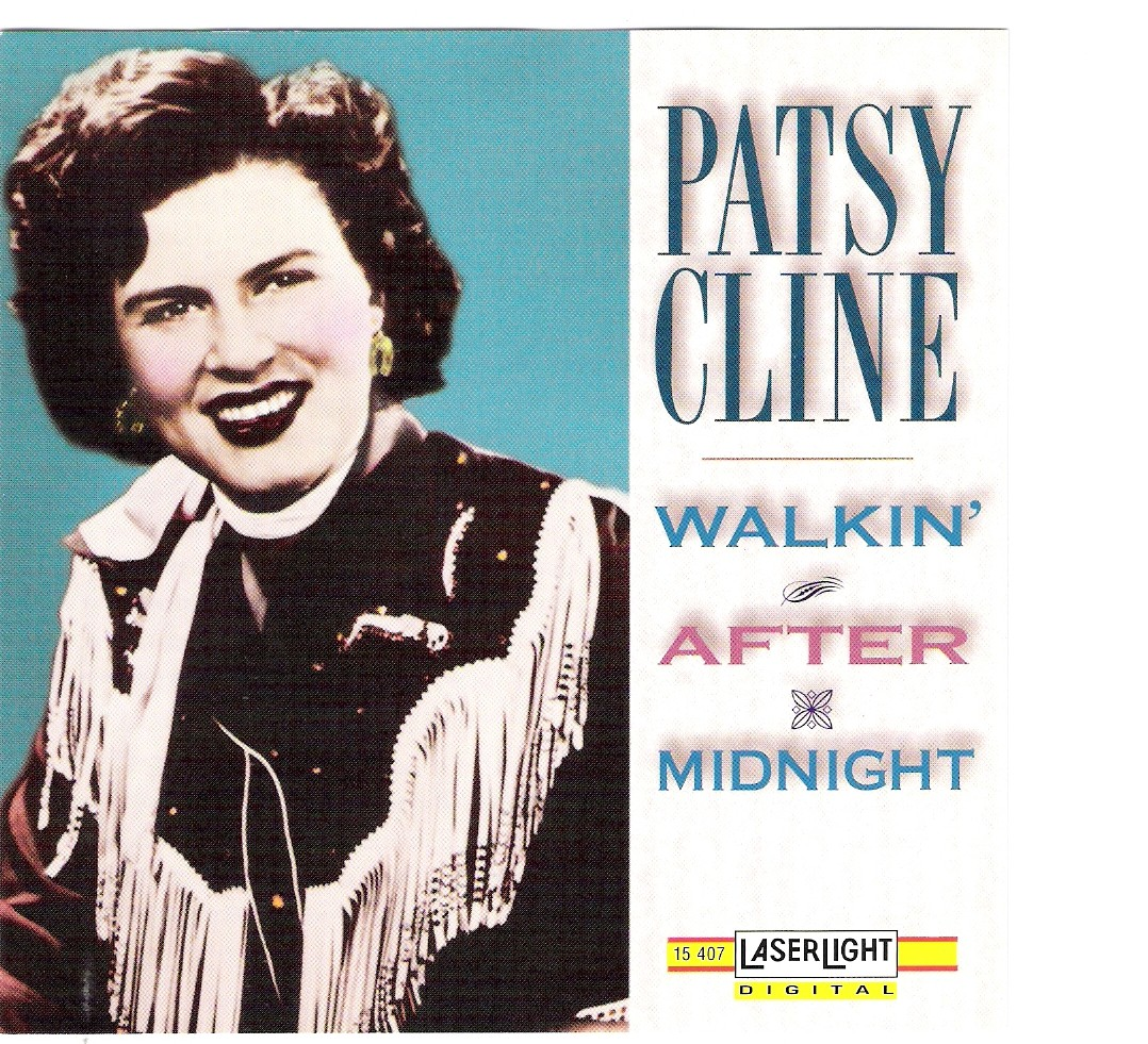 Patsy Cline Cry Not For Me