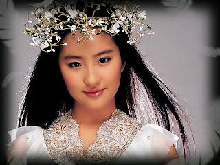Crystal Liu Yi Fei (劉亦菲) Wallpaper HD 30