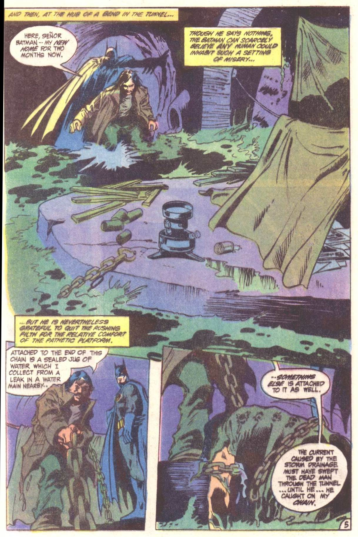 Detective Comics (1937) Issue #537 Page 9