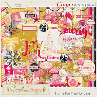 Home For The Holidays by Cornelia Designs