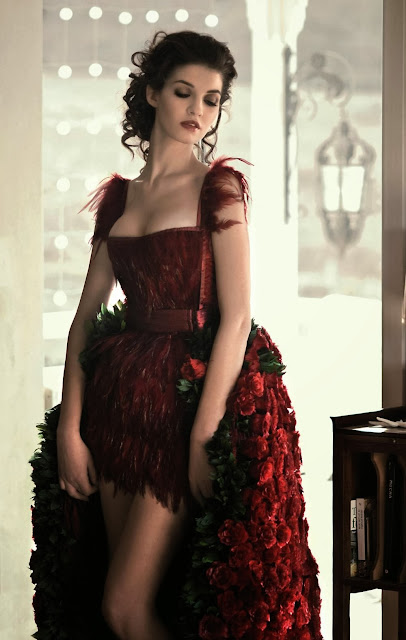 Fantastic red dress