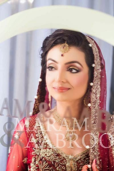 Maram & Aabroo Salon and Studio Bridal Makeup Collection