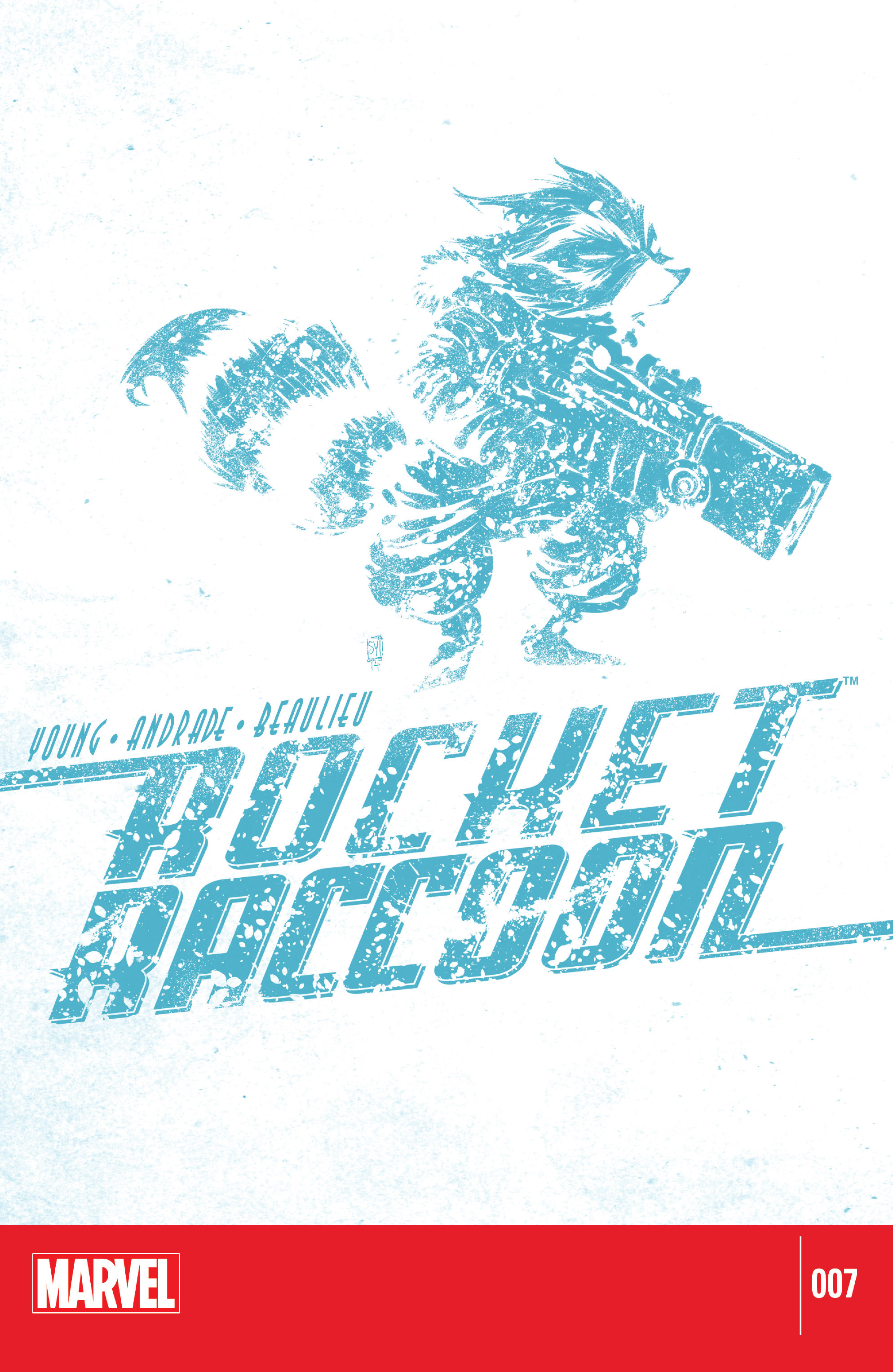 Rocket Raccoon (2014) issue 7 - Page 1