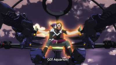 anime aquarion evol