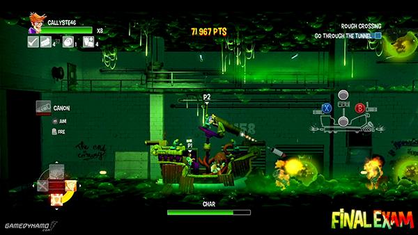 Final Exam - R.G. Mechanics screenshot 2