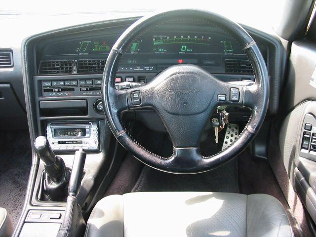 Toyota Supra, MK3, MA70, GA70, JZA70, japoński sportowy samochód, coupe, RWD, R6, lata 80, 90, digital dash, elektroniczna deska rozdzielcza 日本車 トヨタ スープラ