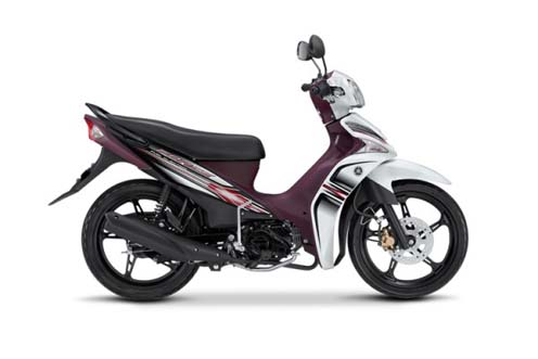Spesifikasi Yamaha Force 115