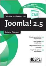 Costruire siti dinamici con Joomla! 2.5 - eBook