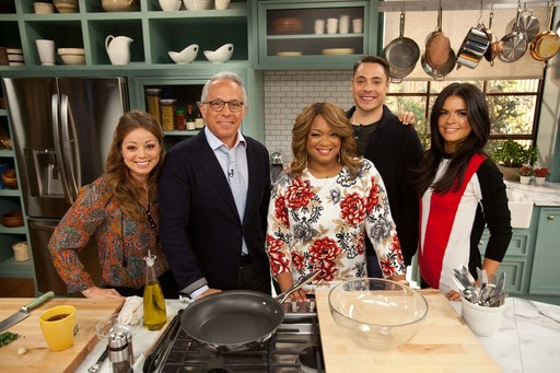 The Kitchen Show food network gossip: food network's 'the kitchen' - more