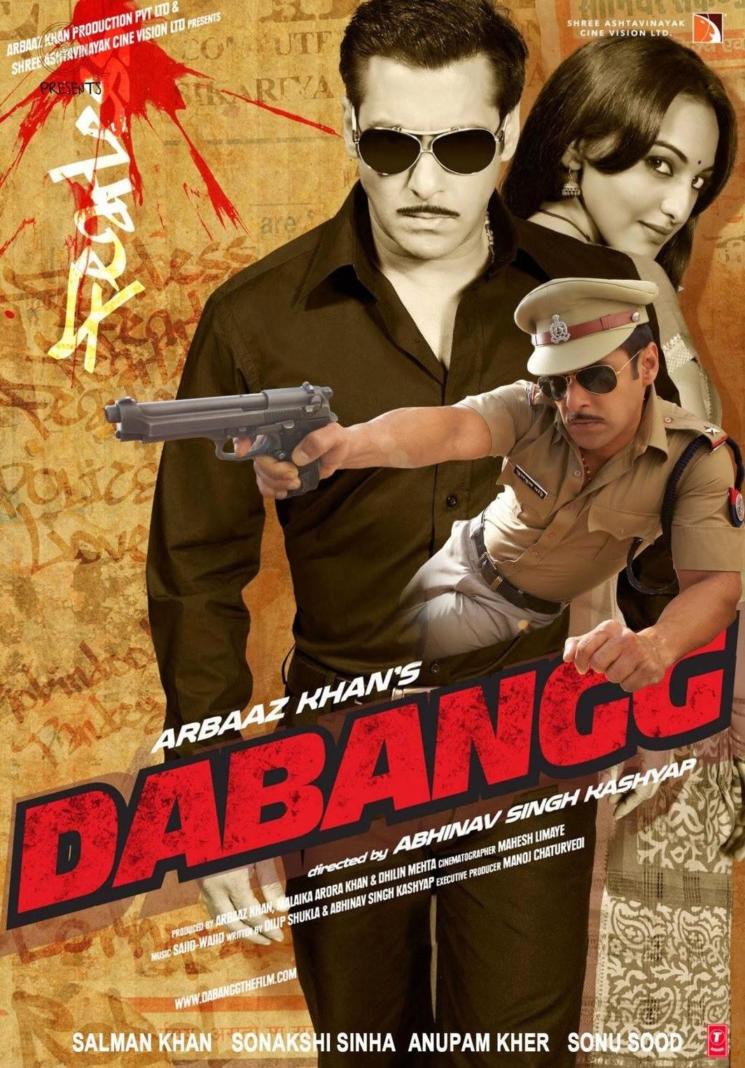 Dabangg Online Dublado