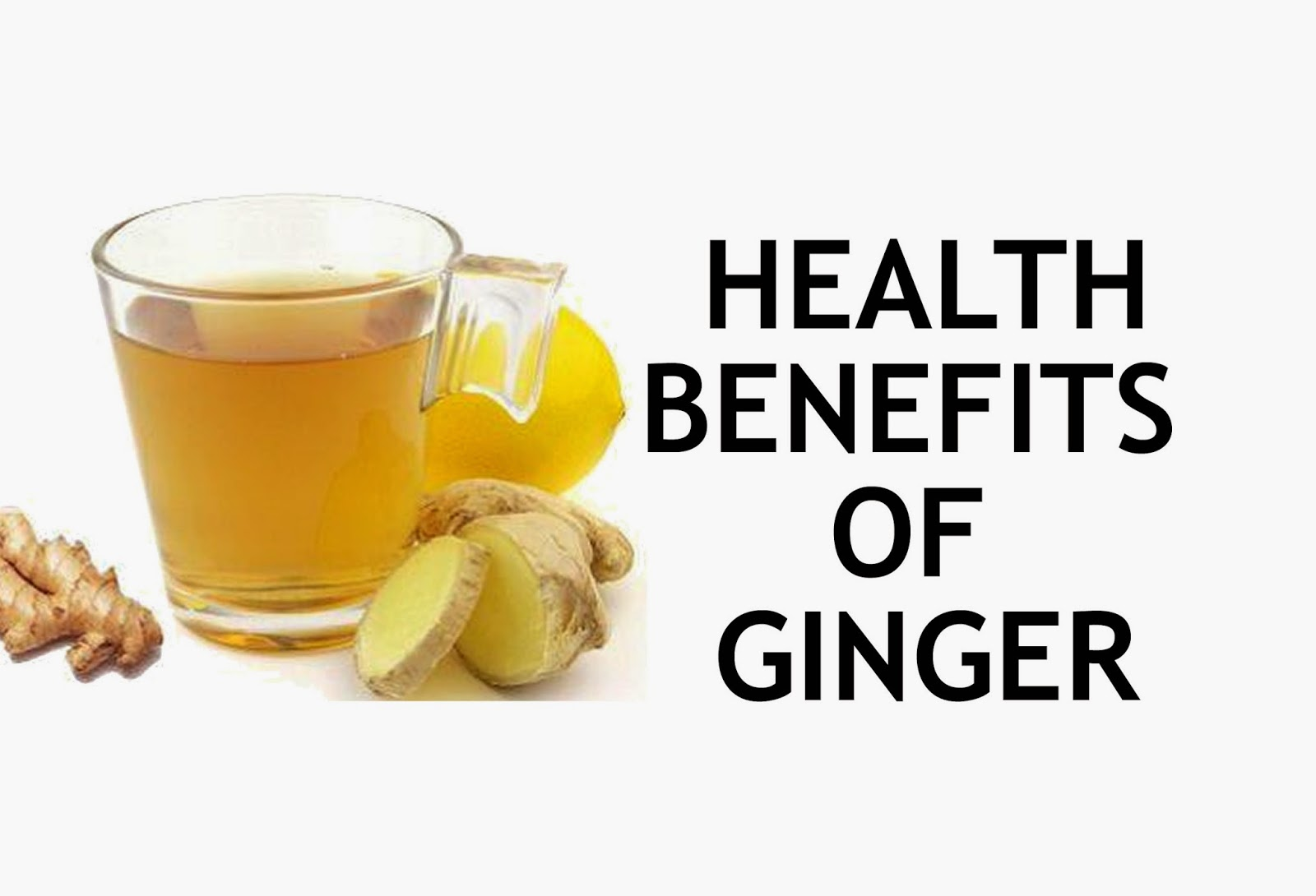 Ginger Root Health Benefits - Drinks, Recipes and More