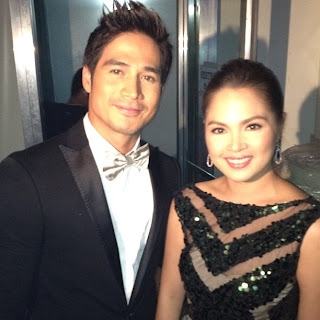 Piolo Pascual and Judy Ann Santos 2012 photo