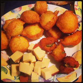 Gluten Free Goodies for a Happier Tummy: Gluten Free Hush Puppies
