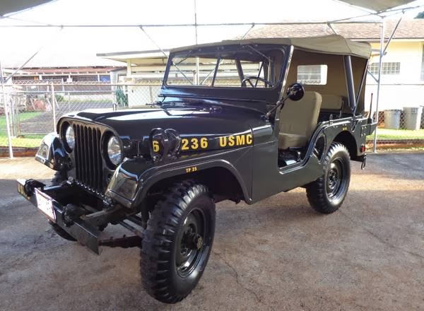 1953 jeep willys m38a1 for sale 4x4 cars. Black Bedroom Furniture Sets. Home Design Ideas